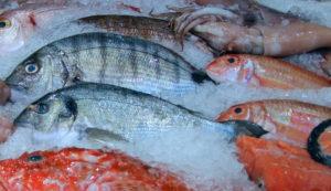 Fishmonger Royal Hill Greenwich London