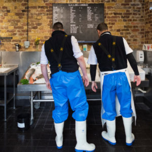 Ellis and Jones Fishmongers Greenwich - fishpic1